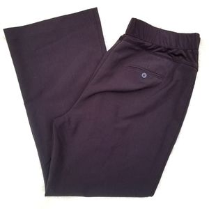 Duo Maternity dress trousers wide leg stretch XL